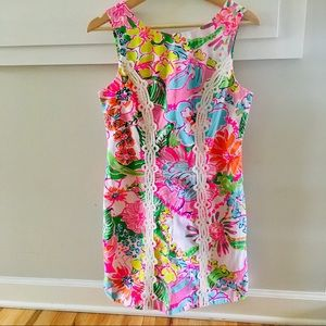 Lilly Pulitzer for Target Nosey Posie Shift Dress